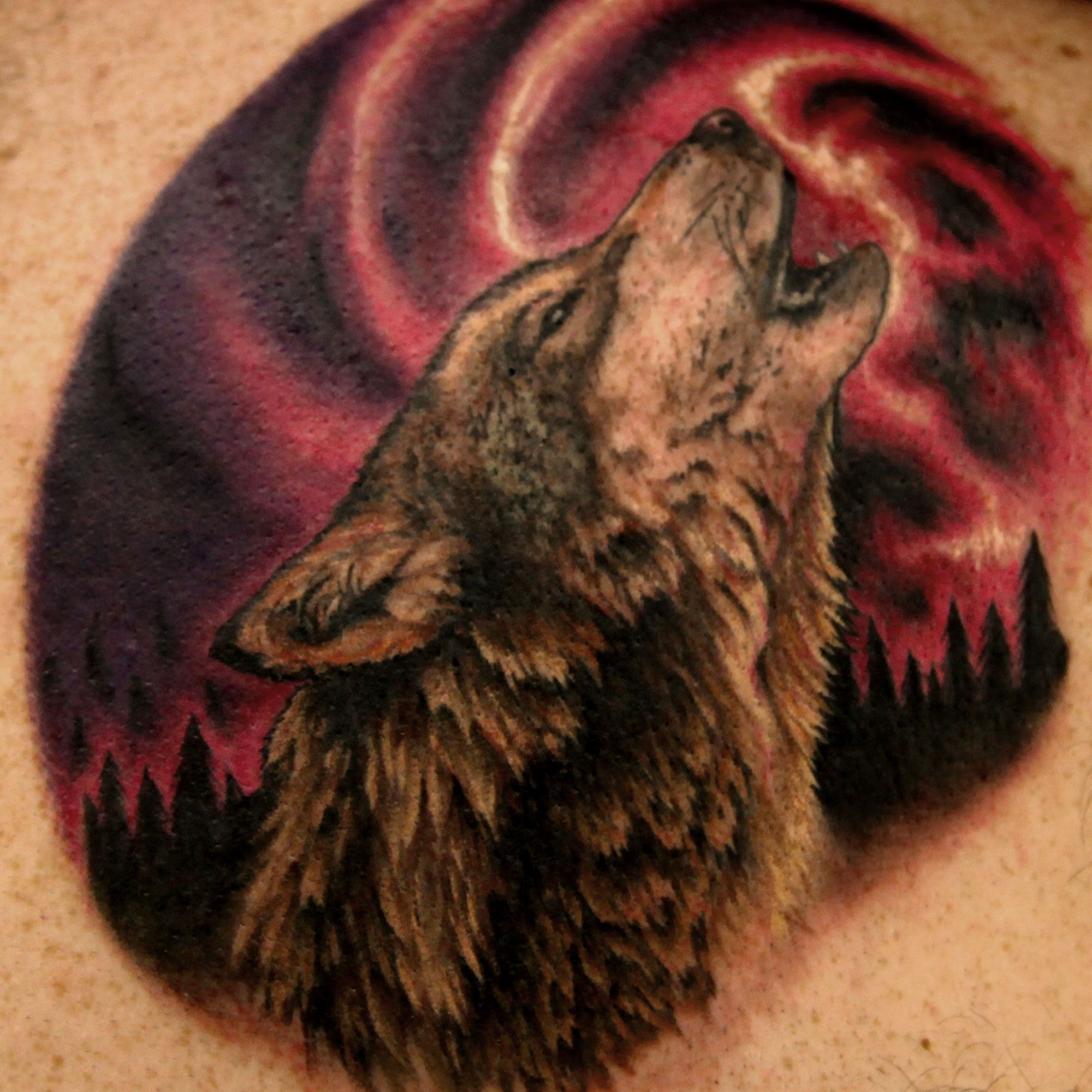 Animal Tattoo by Robbie Ripoll Animals