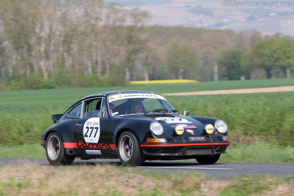 Porsche 911 Carrera RSR 2.8 (Chassis 911 360 0940 - 2010 Tour Auto) High Resolution Image