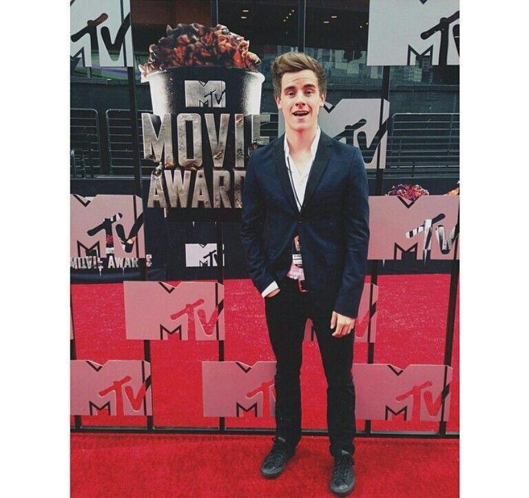 Connor Franta At The Mtv Movie Awards Connor Franta Mtv Movie Awards Mtv