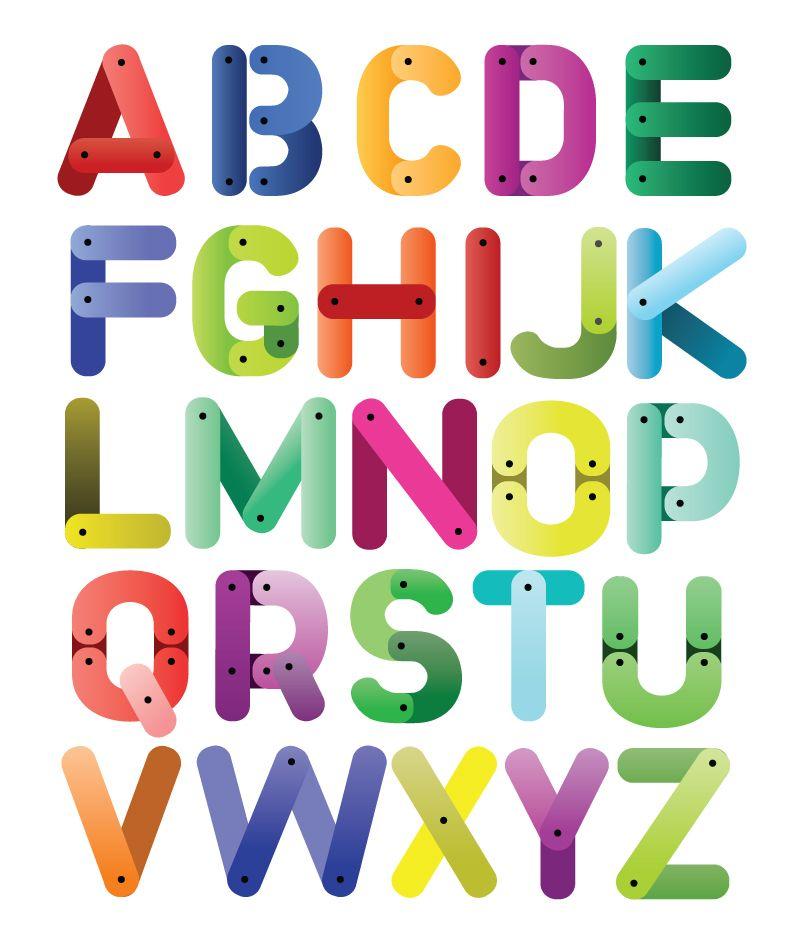 FREE Alphabet Patterns: A-Z