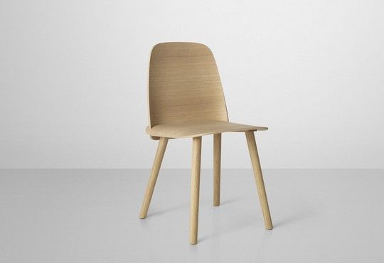 Muuto Nerd Stoel : Muuto nerd designed by david geckeler chairs