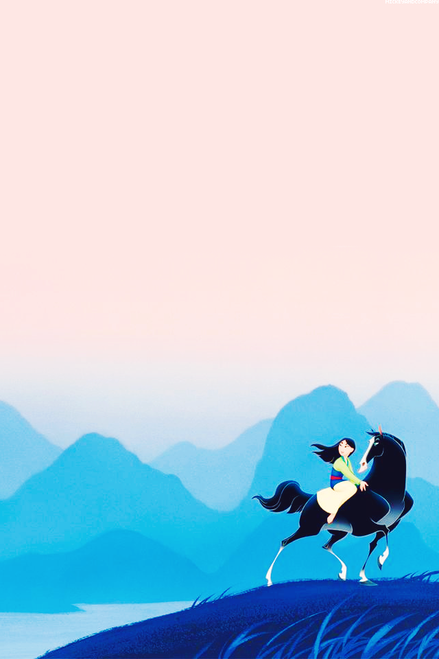 Http Mickeyandcompany Tumblr Com Post 71539159994 Mulan Iphone Backgrounds Feel Free To Use It
