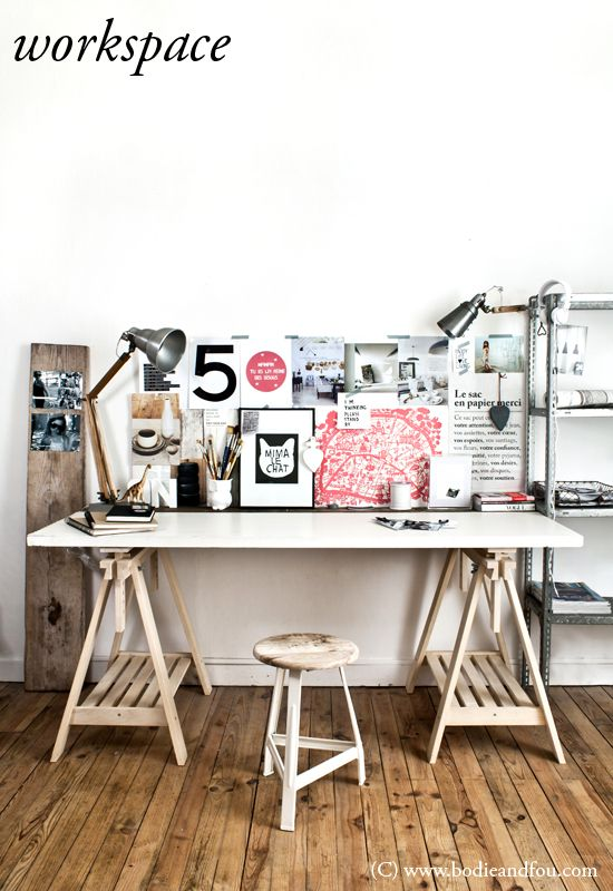 Wall art for your work space