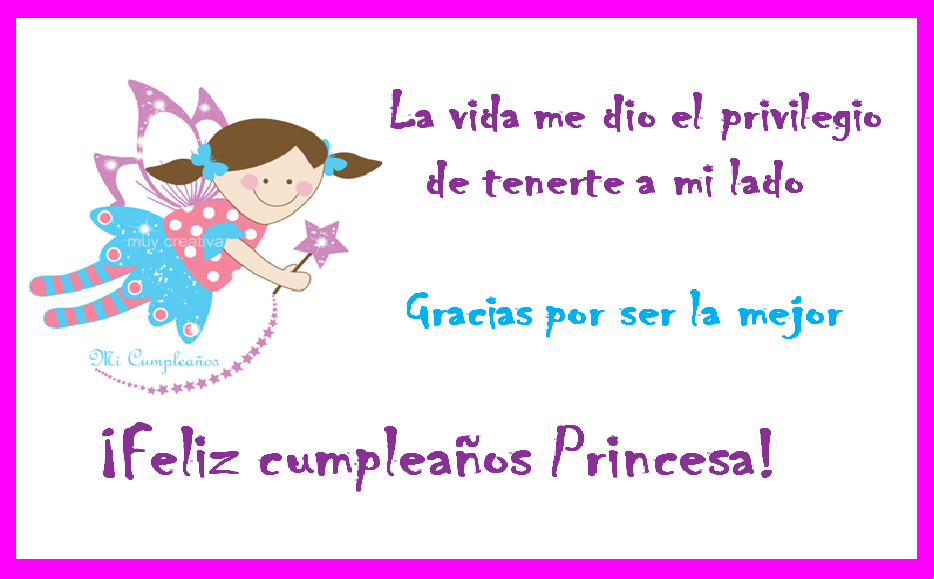Cumpleaños para mi Hija (3) TARJETAS DE FELICITACION Pinterest