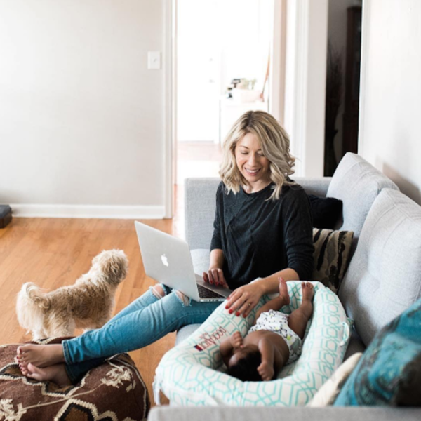 new mom tips how to make working at home work for you