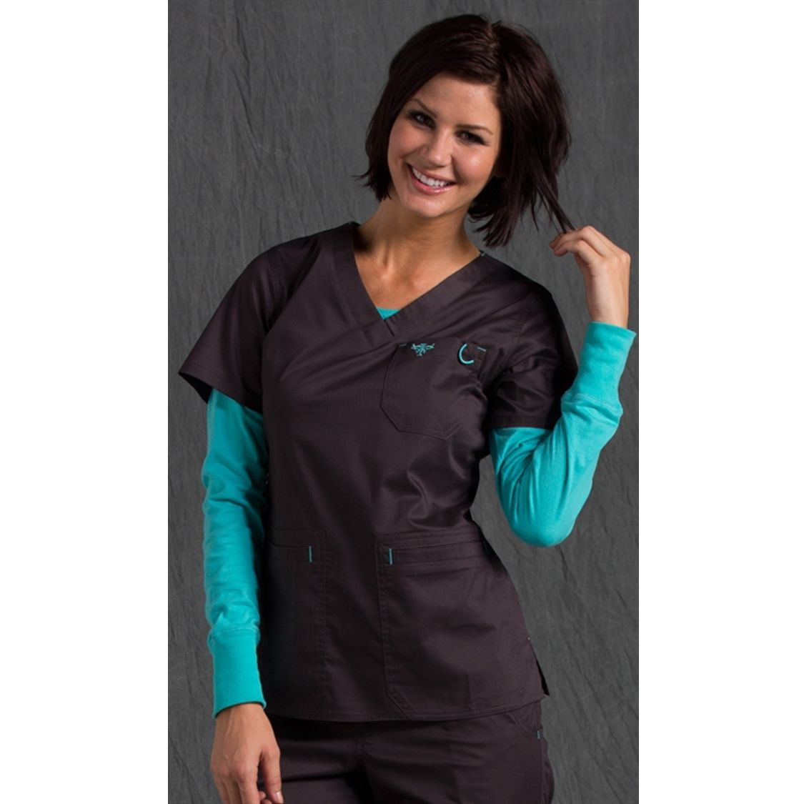 Med couture scrubs