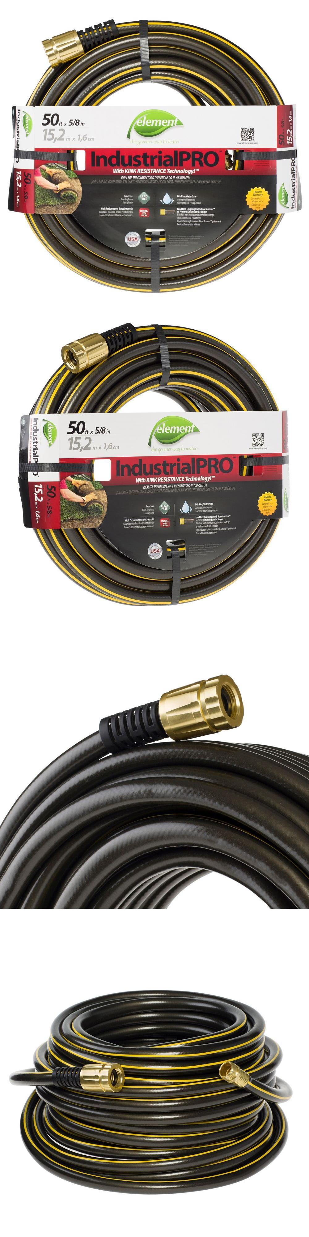 Hoses 151604: Lead Free Garden Hose Drinking Water Safe 5 8 In. Dia X