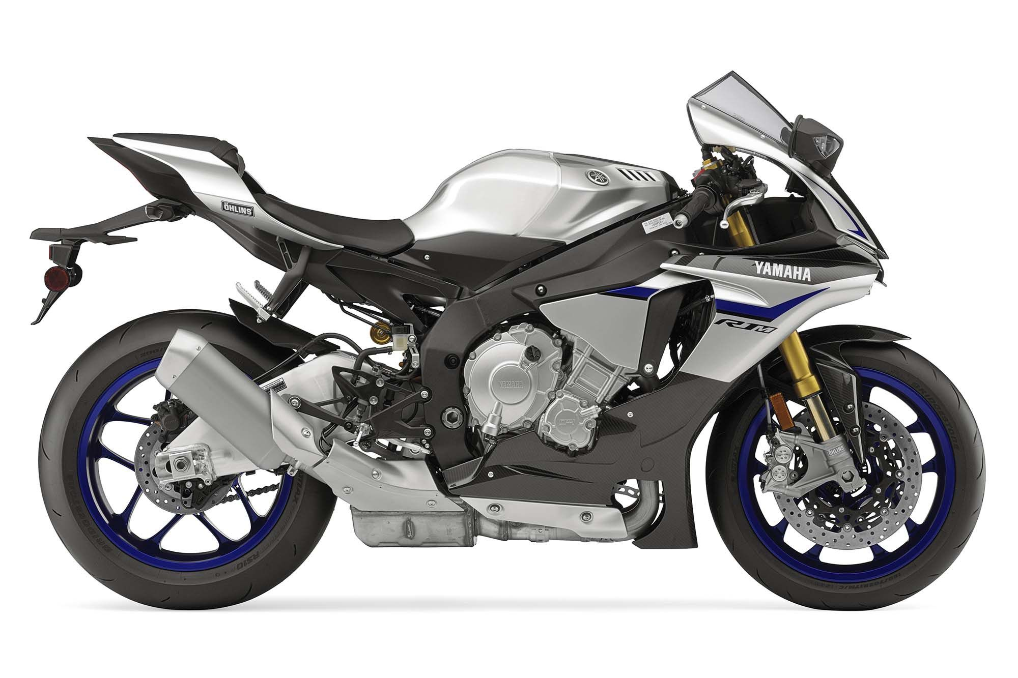 2015 Yamaha YZFR1M An Exclusive Track Weapon Motor
