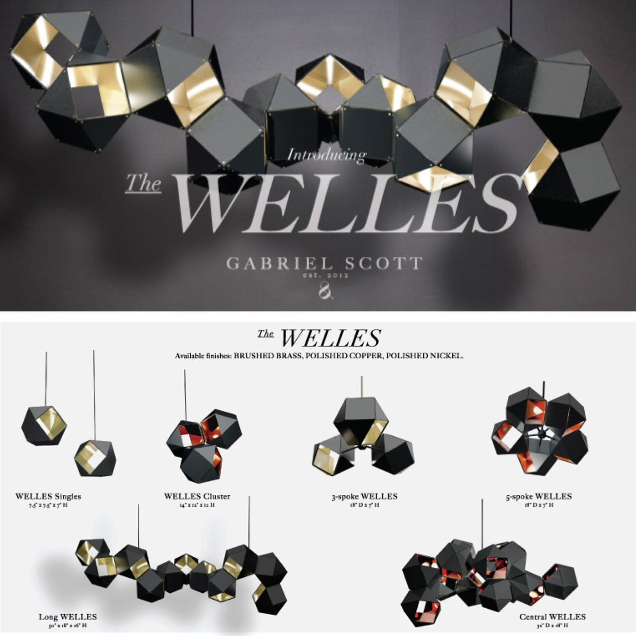Welles And Dean By Gabriel Scott Home Furnishings