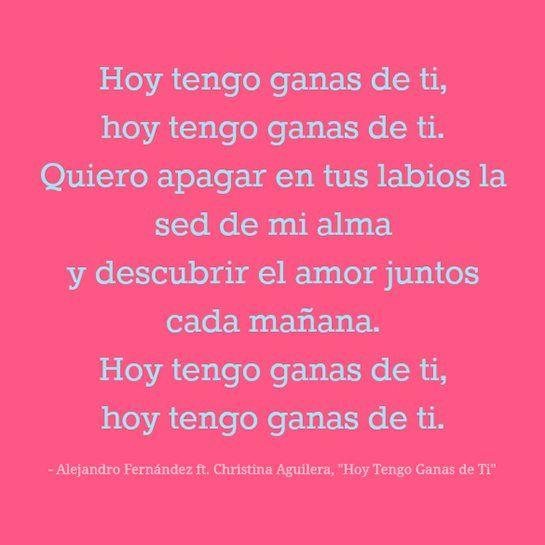 10 Love Songs En Espanol Tengo Ganas De Ti Canciones De Amor