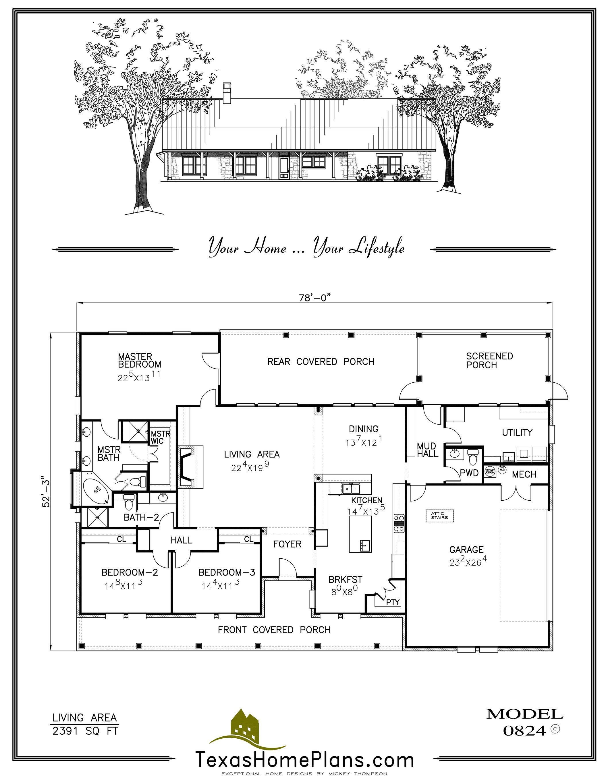 Texas Home Plans Texas Ranch Homes Page 36 37 Texas Ranch Homes Ranch House Texas Ranch