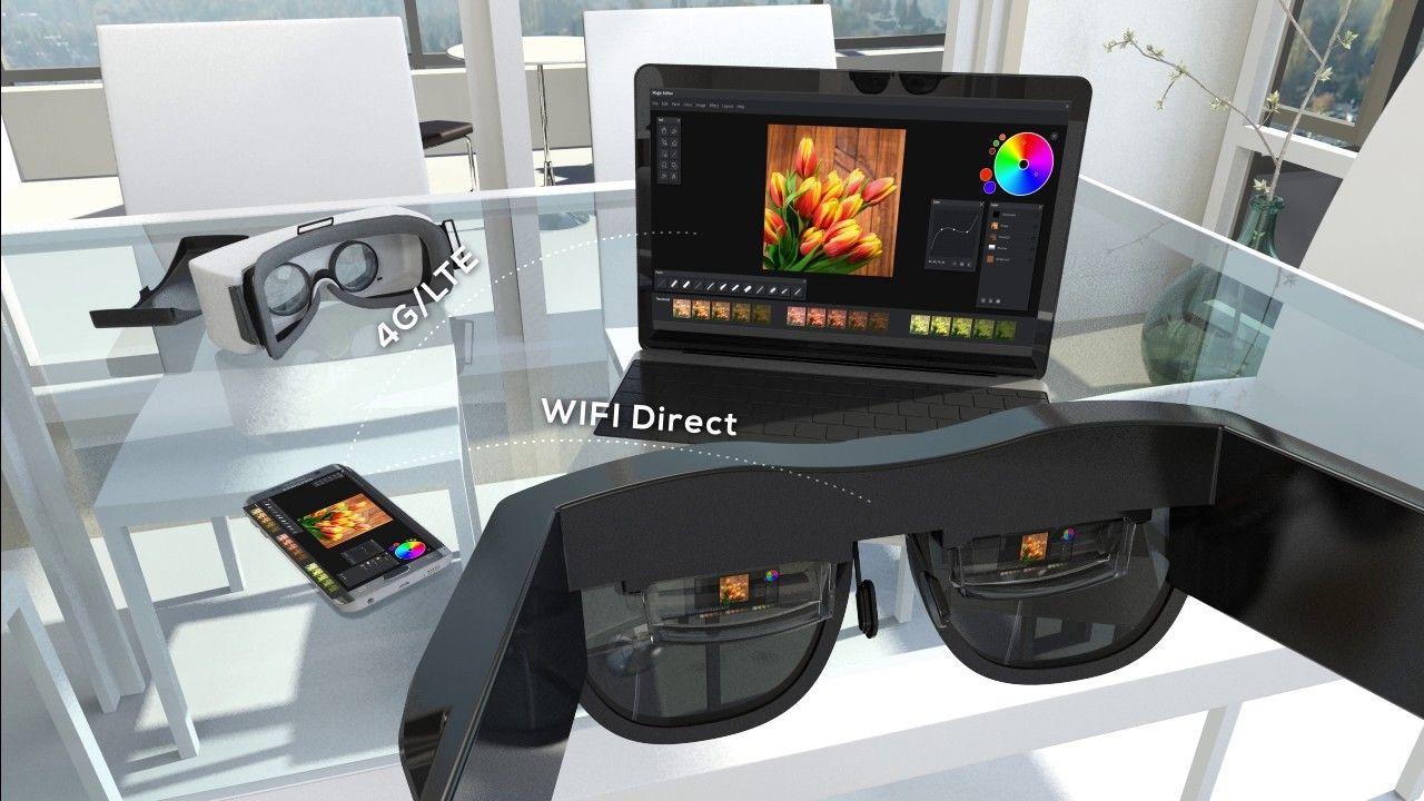 Monitorless. Samsung's In-House Incubator per sperimenti VR/AR.  http://virtualmentis.altervista.org/