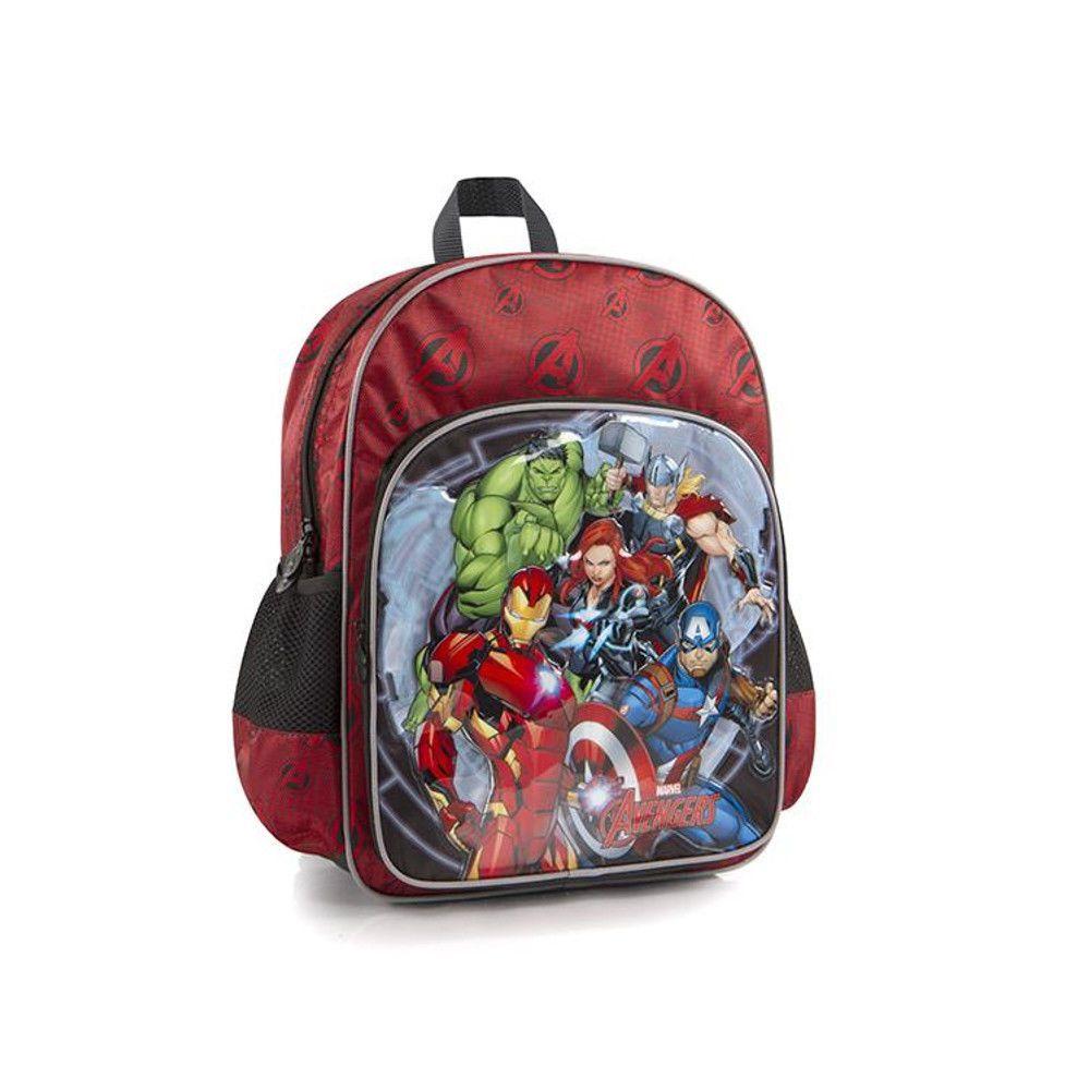 b3a25cfa5e New Marvel Avengers Kids Backpack - 15 Inch School Bag for Boys - Iron Man  (eBay Link)