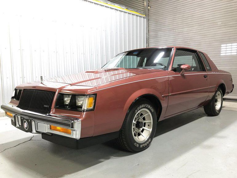 1987 Buick Regal Turbo T Limited Buick Regal Buick Buick Grand National