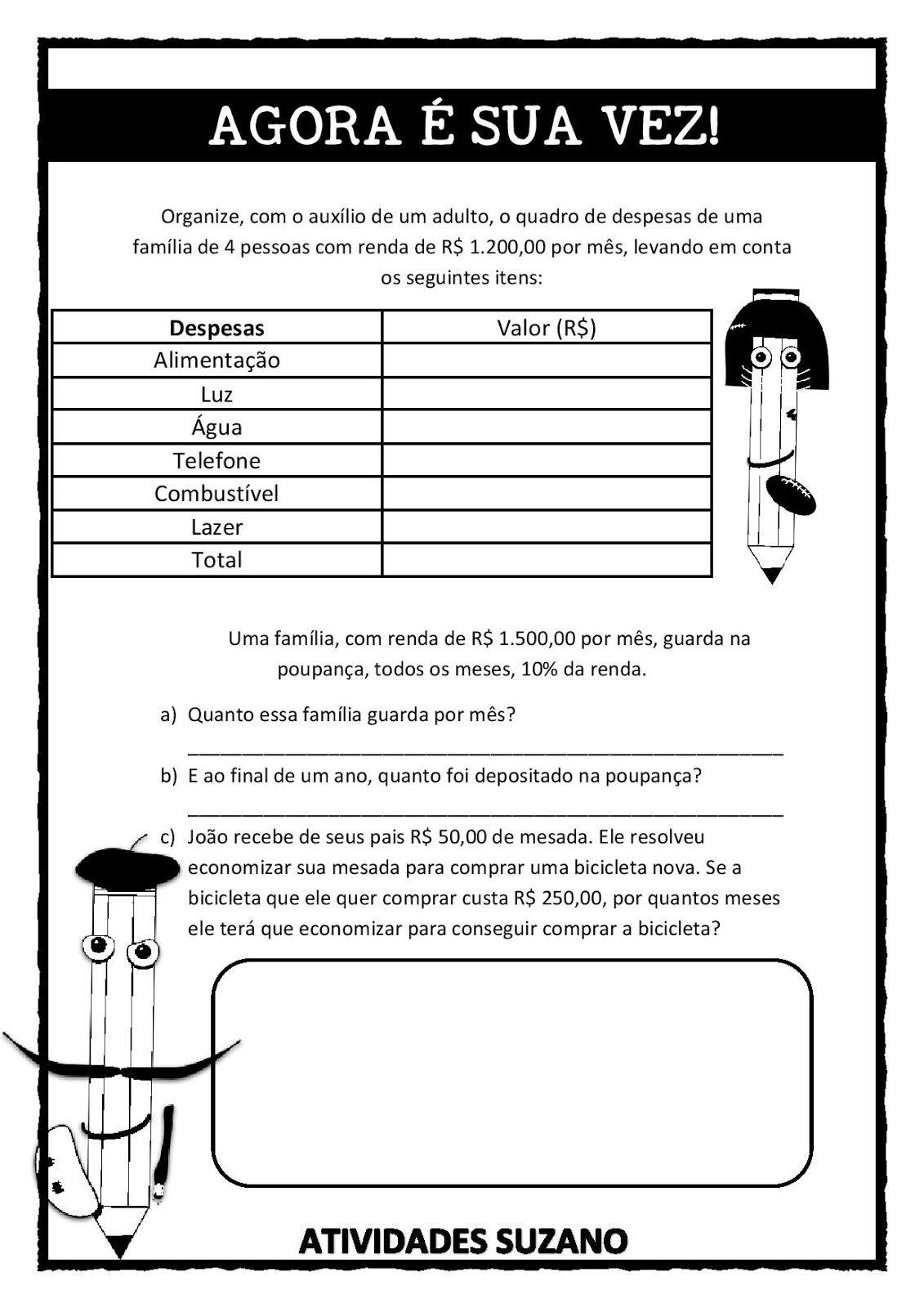 Pin De Patricia Gomes De Almeida Em Matematica Educacao