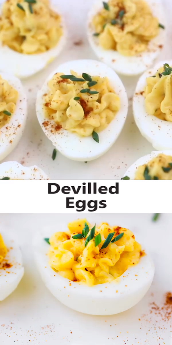 The Best Deviled Eggs Recipe With Pickles