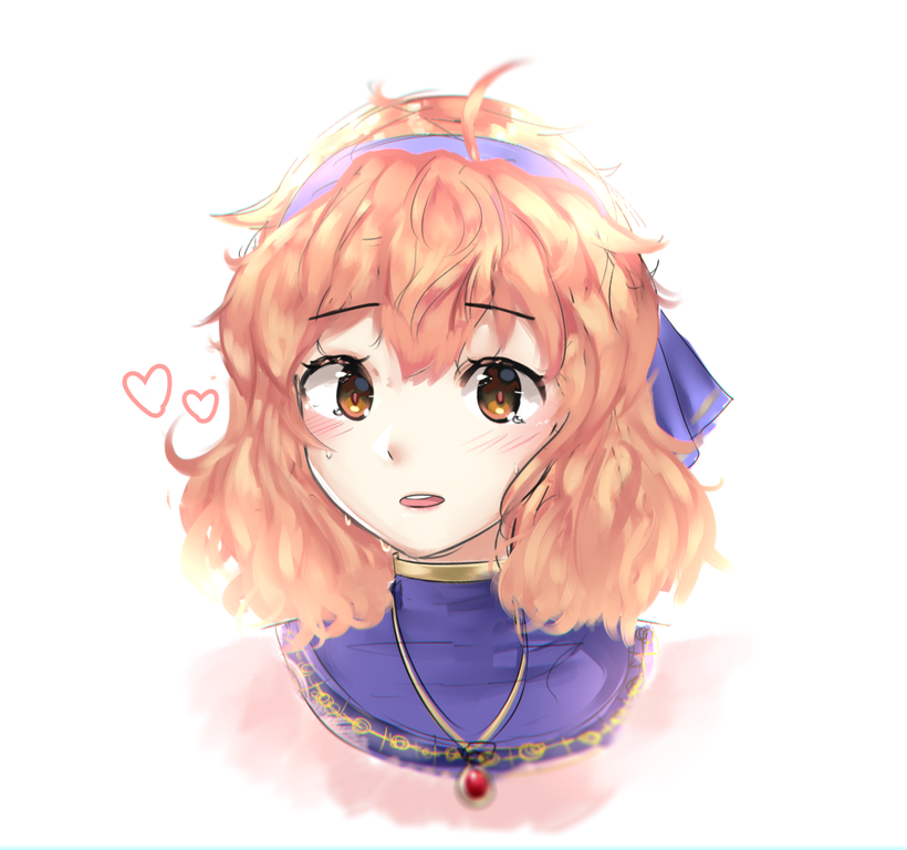 Genny Came Home So I Doodled Her W Fireemblemheroes Fire