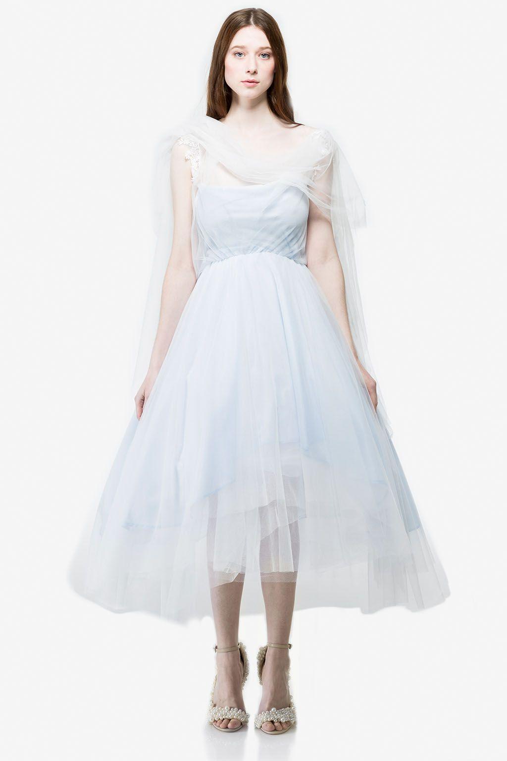 Luna Marie Gown - Lady Petrova
