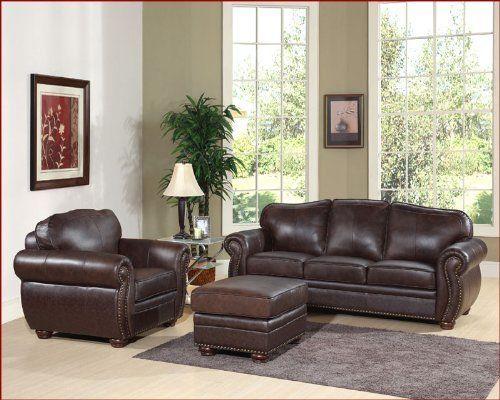 Surprising Abbyson Living 3 Pc Sofa Set Berkely Ab 55Ci D320 Brn 3 1 4 Pdpeps Interior Chair Design Pdpepsorg