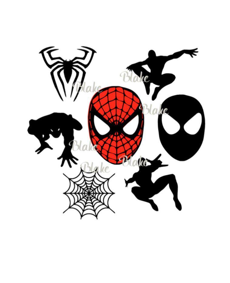 Baby Spiderman Svg : spiderman, Eli/Brody