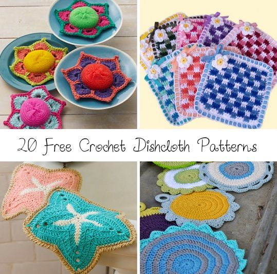 Free Crochet Patterns | Crocheting, Knitting, and Yarn Projects ...