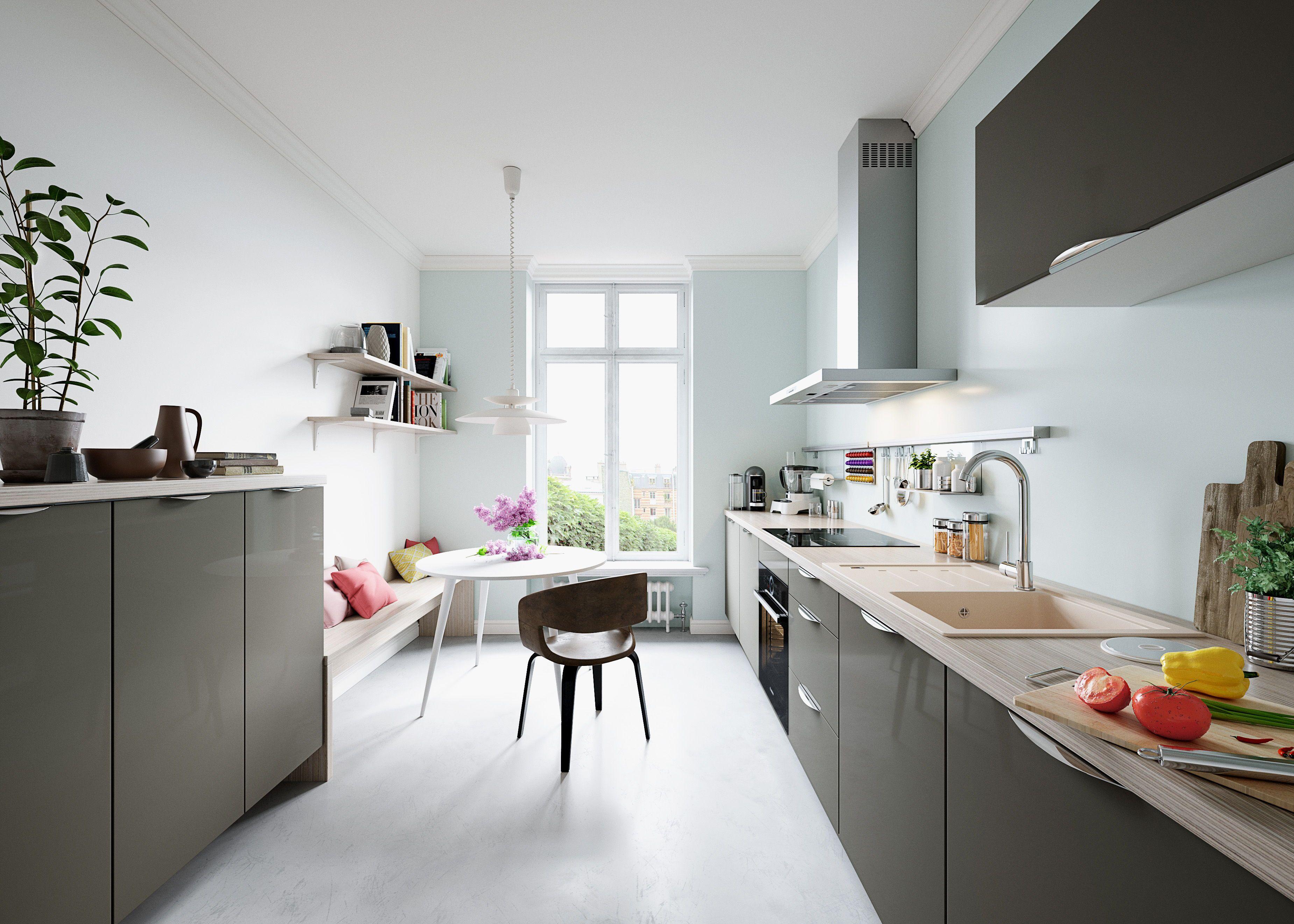 Cuisine Saga Chocolat But Food Inspiration Interieur Maison Deco Mobilier De Cuisine