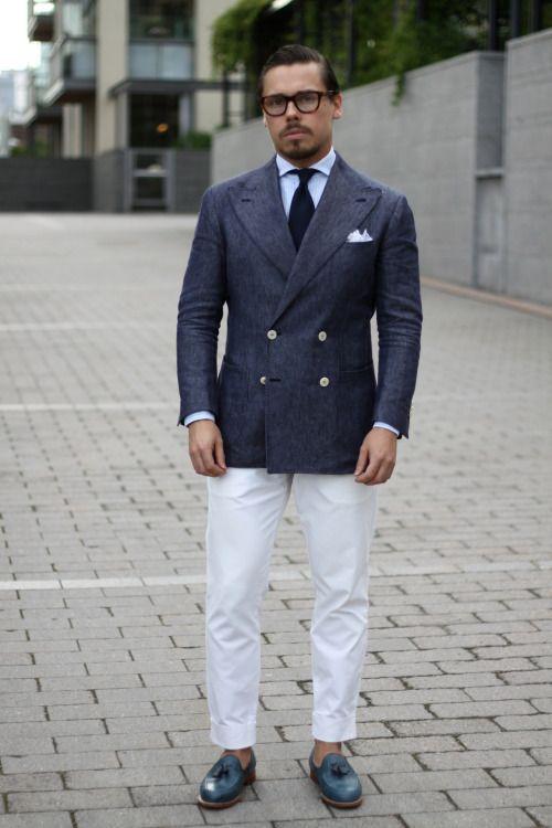 Men's Street Style Inspiration #22   MenStyle1- Men's Style Blog