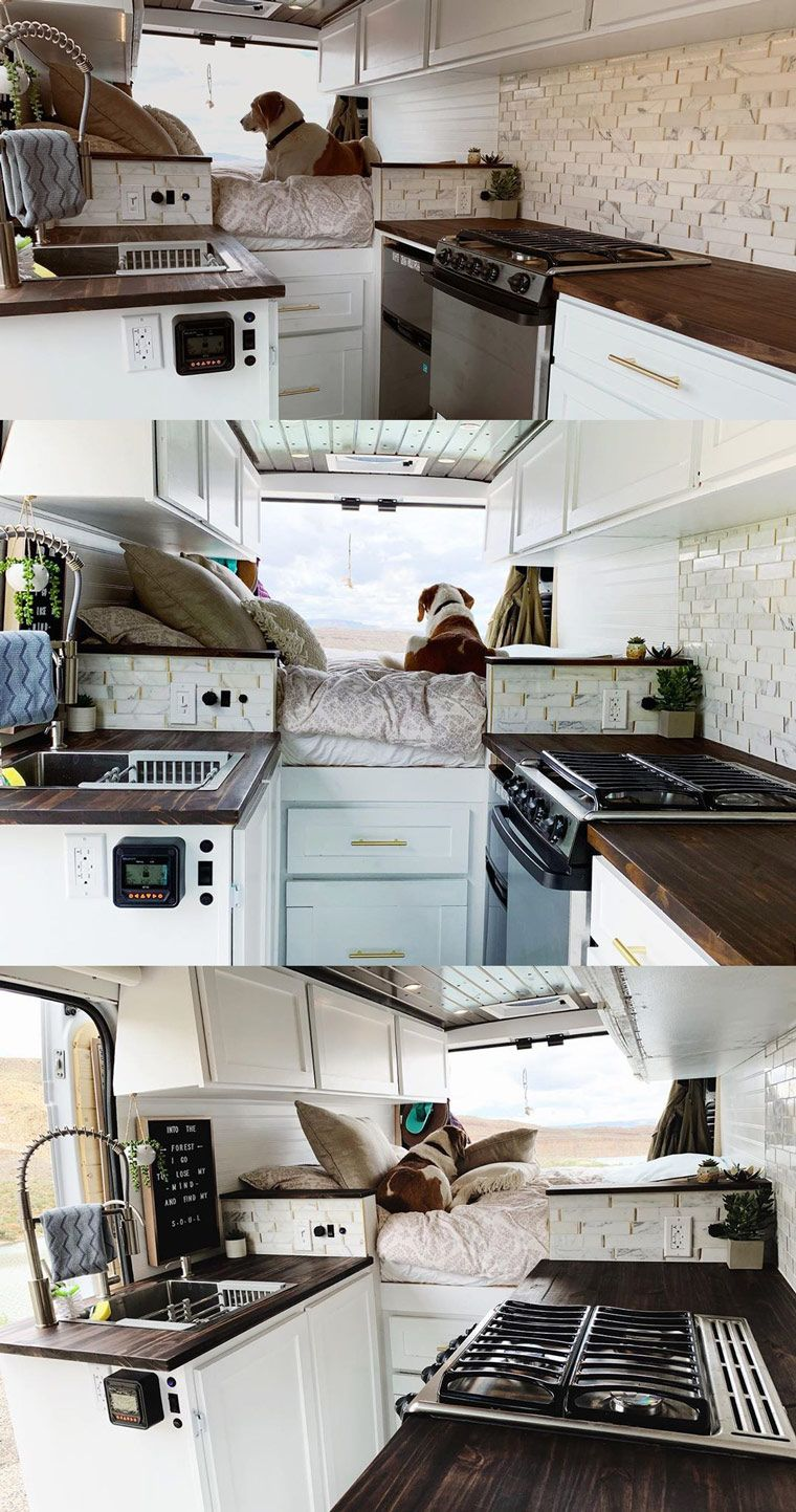 Dodge ProMaster Conversions #essentialsforcamping