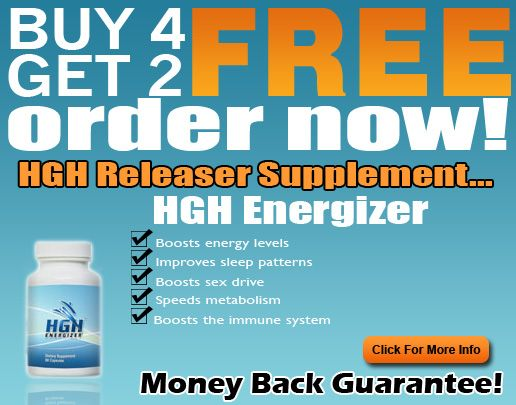 HGH Energizer - A Perfect Solution For Revitalizing Your Hormones, Inducing Sexual Drive And Youth Look.