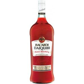 Bacardi Daiquiri Strawberry 1 5 Liter Bacardi Erdbeer Daiquiri