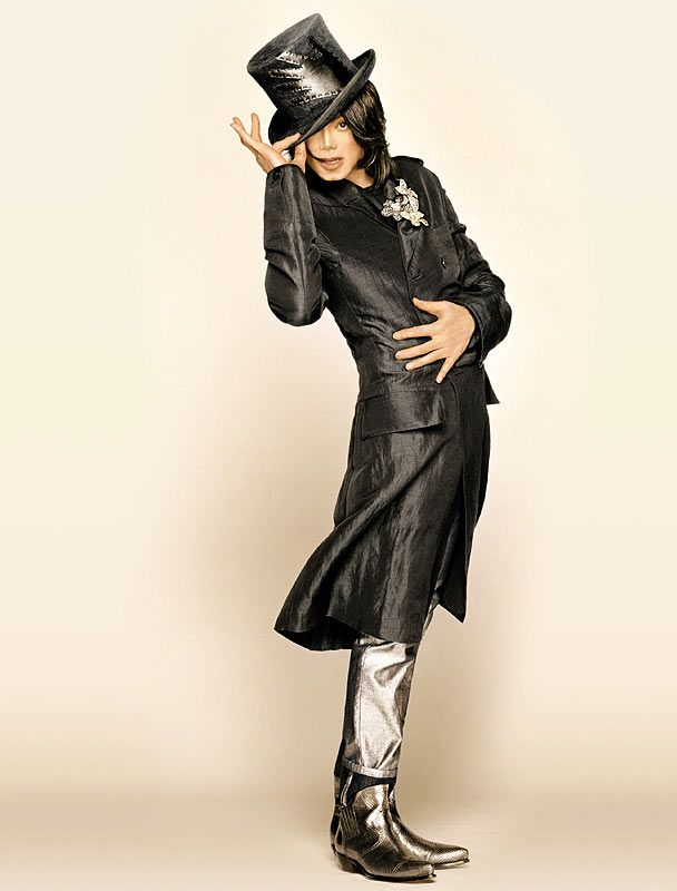 Michael Jackson by Matthew Ralston - if it's hip, it's here