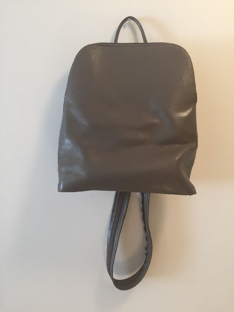 Cleo And Patek All Leather Backpack Used Ebay