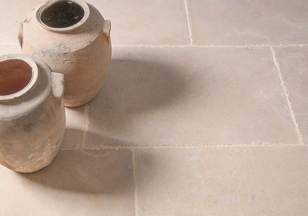 Worn Ivory Sandstone Tiles Floors Of Stone Ivory Sandstone Tiles