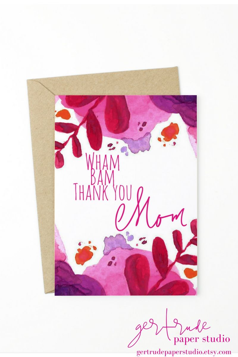 What A Sweet Card For Mom Funny Greeting Cards Birthday New Gift Ideas From Daughter Mothers Day