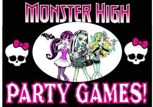 best 25 monster high games ideas on pinterest monster high party monster high birthday and. Black Bedroom Furniture Sets. Home Design Ideas