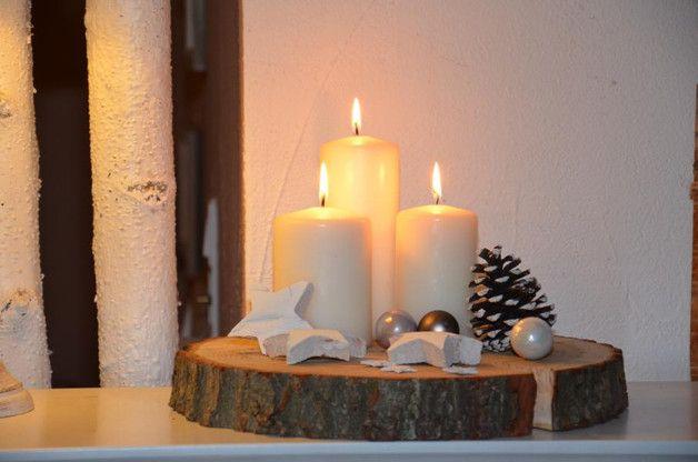 weihnachten adventskranz baumscheibe big weihnachten. Black Bedroom Furniture Sets. Home Design Ideas