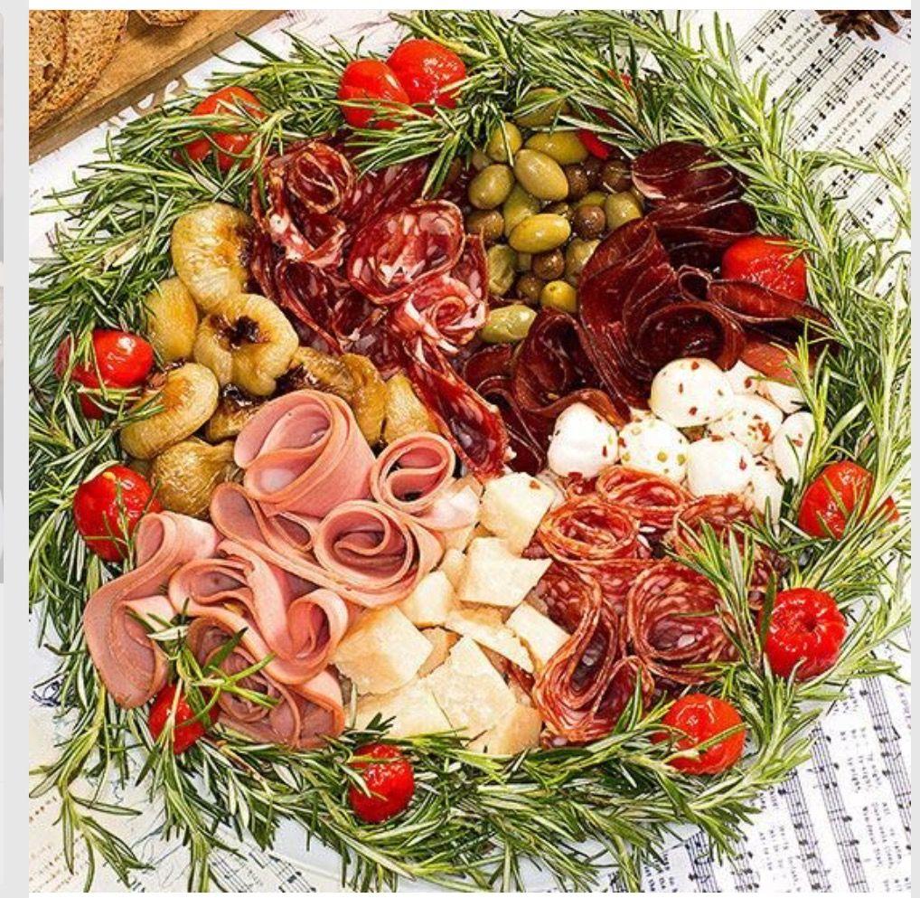 Pin de mariela en ideas navide as pinterest aperitivos - Ideas para comida de navidad ...