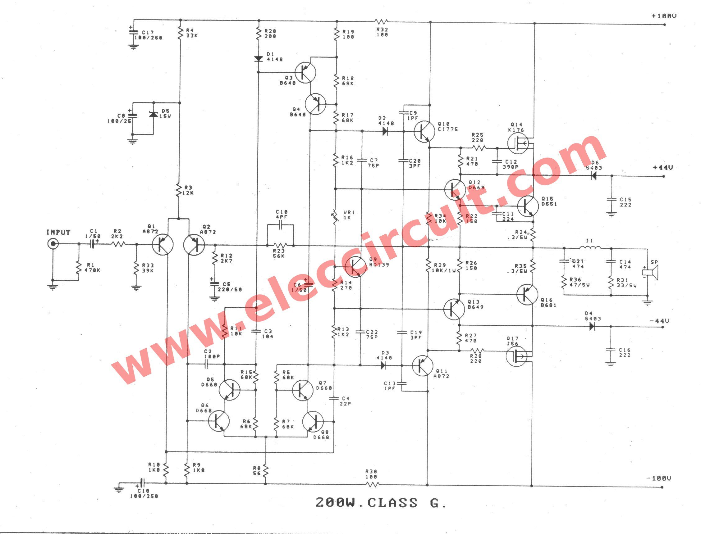 Layout Pcb Power Class Td