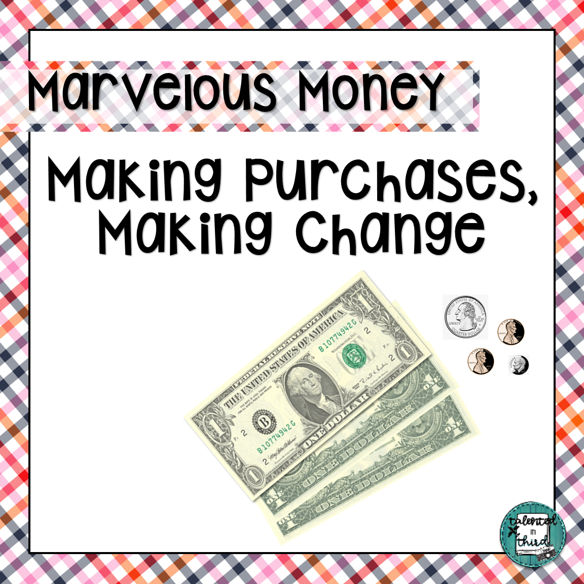 Money Worksheets And Digital Distance Learning