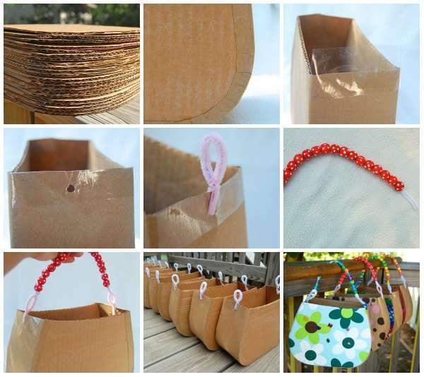 17 idées de jouets en carton à fabriquer soi-même | jouets en