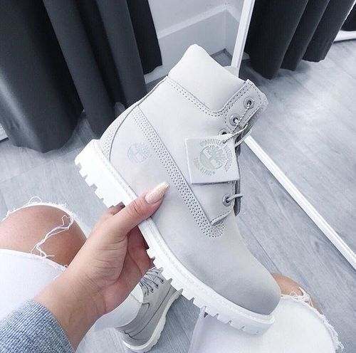 4dd96a226f shoes, timberland, and grey image | SHOE GAME in 2019 | Shoes, Shoe ...