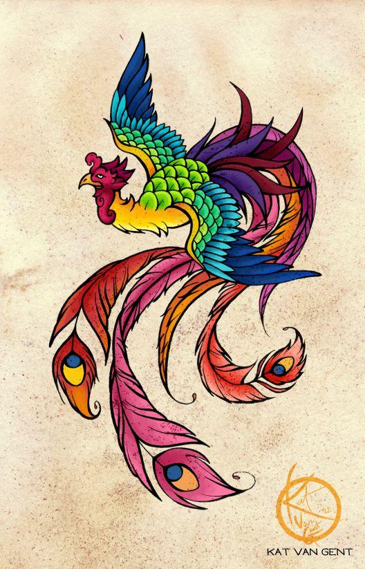 tattoo f nix tattoo fenix colorida desenho tatuagem pinterest tattoos tattoo and phoenix. Black Bedroom Furniture Sets. Home Design Ideas