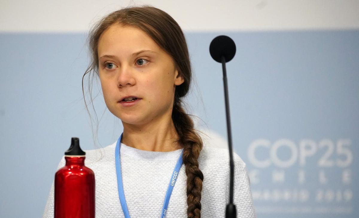 Pin On A A Greta Thunberg