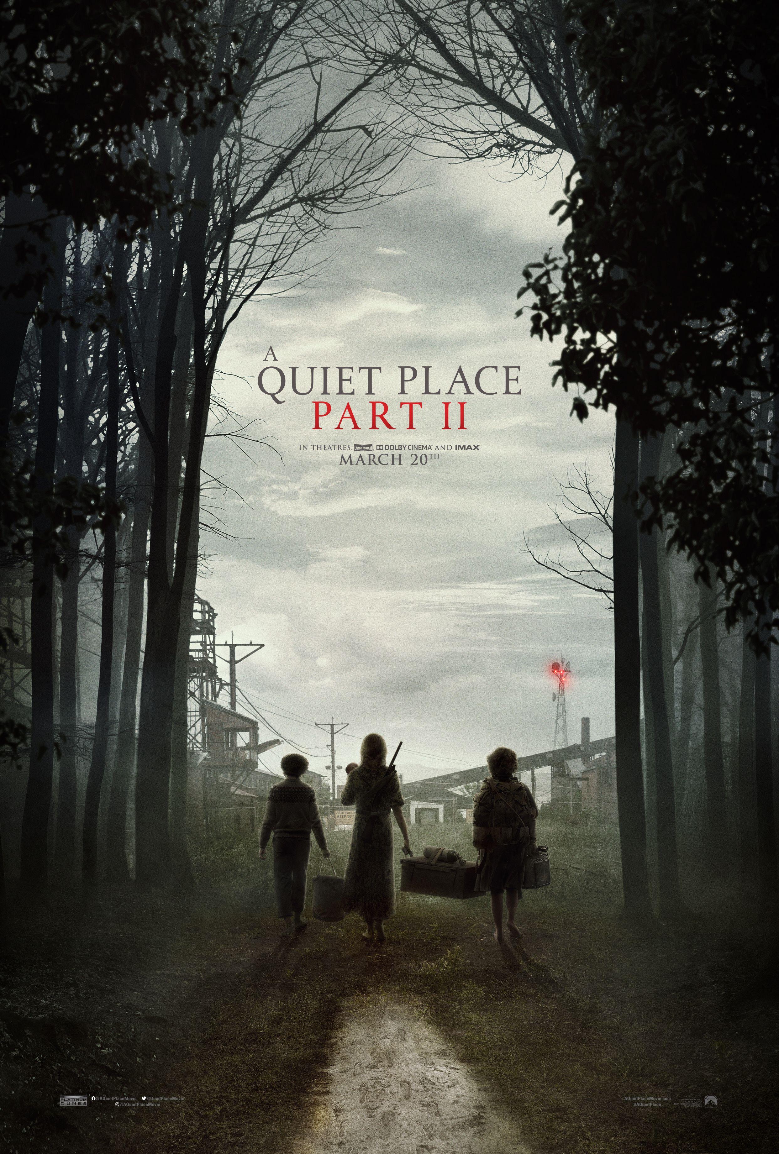 A Quiet Place Part Ii First Look Teaser Filmes Completos E Dublados Filmes Completos Online Filmes Para Assistir