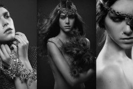 Fashion editorial shot by Tog- Craig Fleming