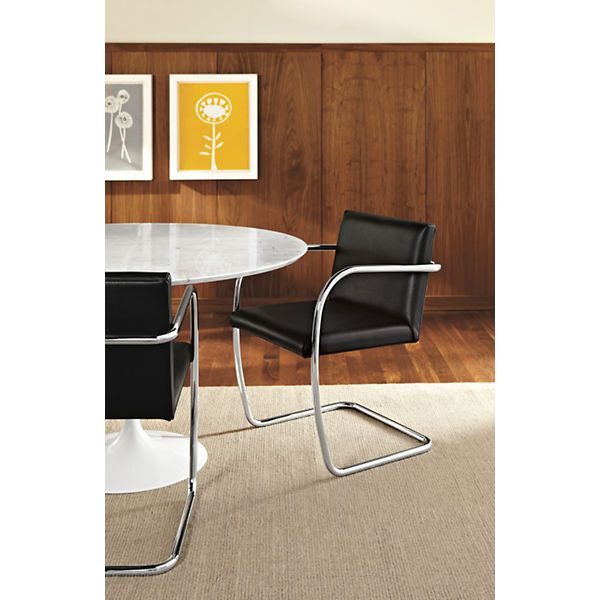 Saarinen Tables Oval Dining Tables Tables And Marble Top - Room and board saarinen table