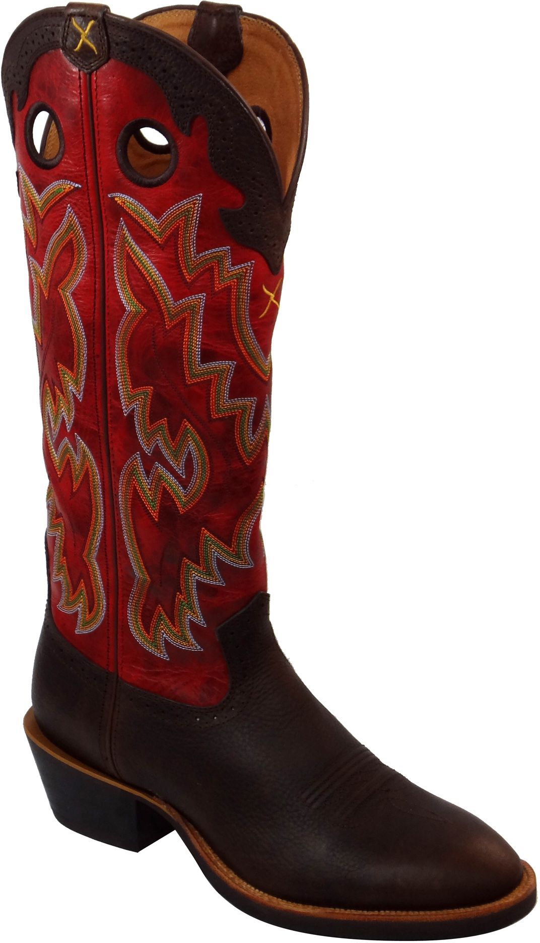 a3958012652 MBK0025 Twisted X Men's Western Boots - Brown | Twisted X Boots ...