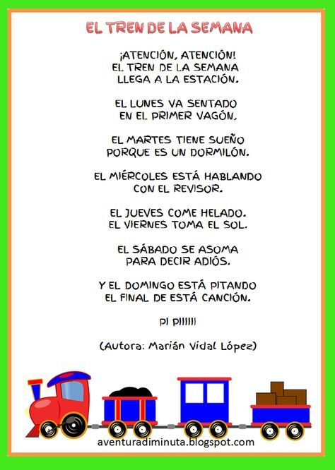 Blog Sobre Experiencias Y Recursos En Educación Infantil Y Primaria Para Construir Una Letras De Canciones Infantiles Canciones Preescolar Poesía Para Niños