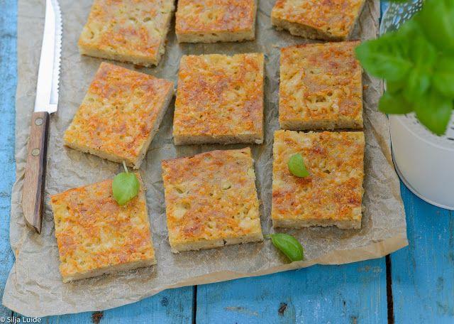 Lihtsamast lihtsam juustuküpsetis ja Chamapagne
