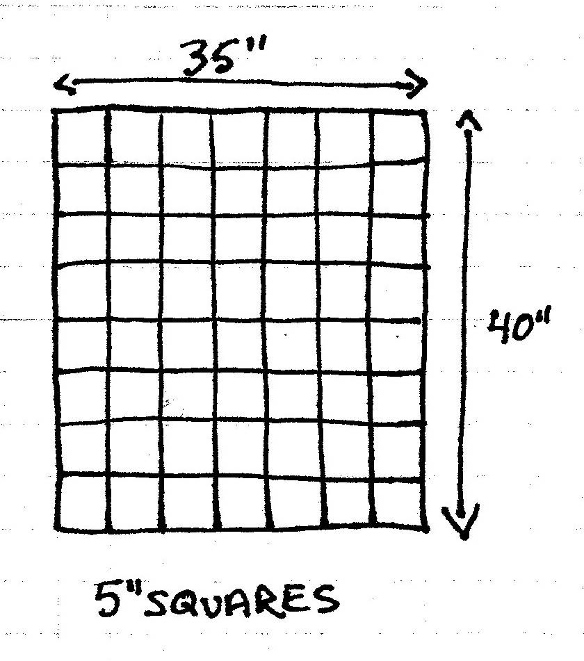 Calculating Fabric Requirements For A Rag Quilt Sewing